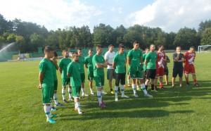 Пирин Гоце Делчев отстъпи на юношите на Пирин в контрола