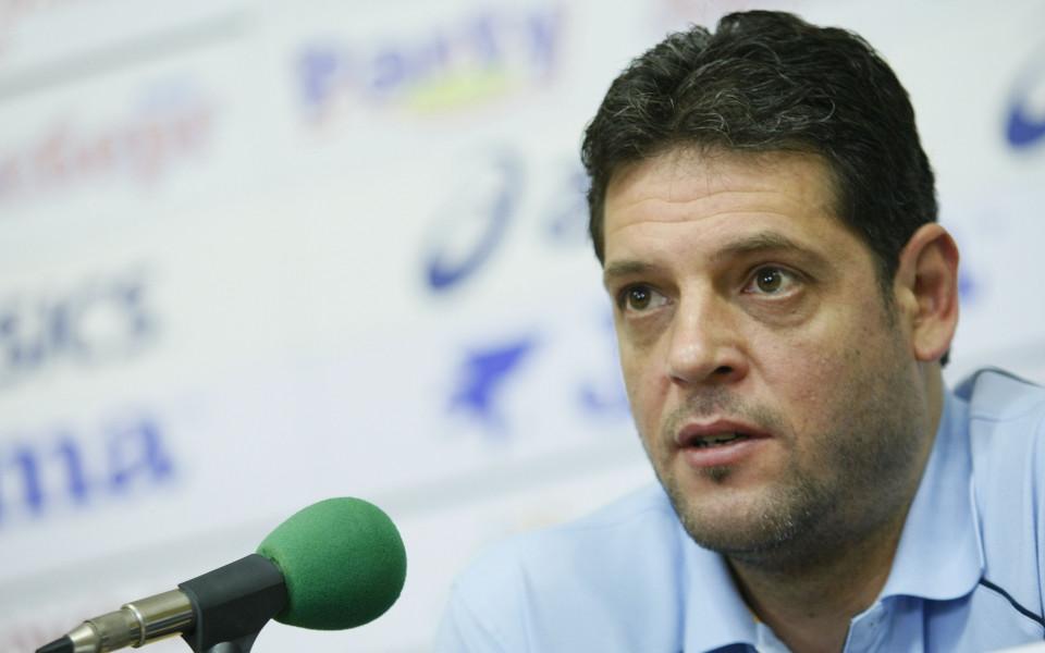 Константинов: Целта ни е да се класираме на финалите