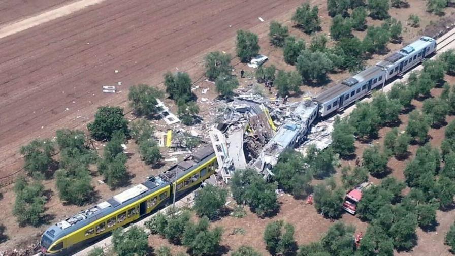 Жертвите на катастрофата в Италия вече са 27