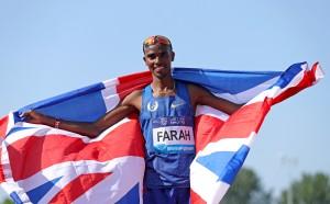 Мо Фара с европейски рекорд на 5000 м на Гран при в Бирмингам
