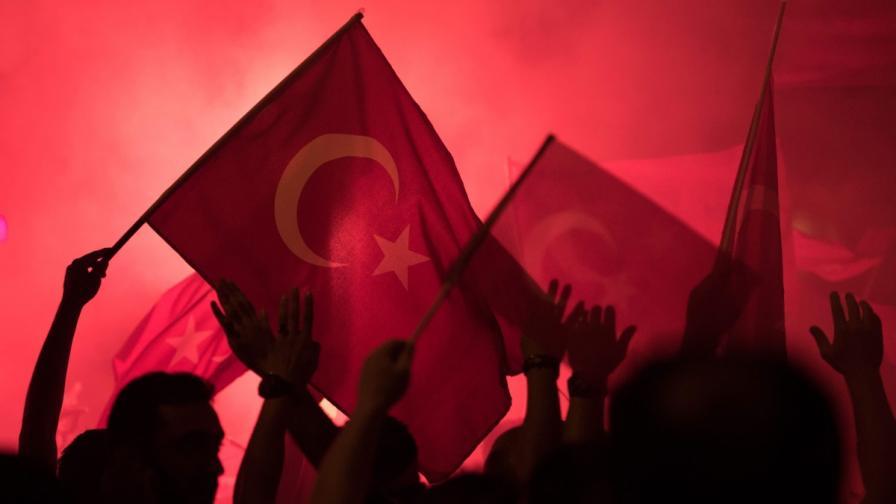 <p>Европейският съд осъди Турция</p>