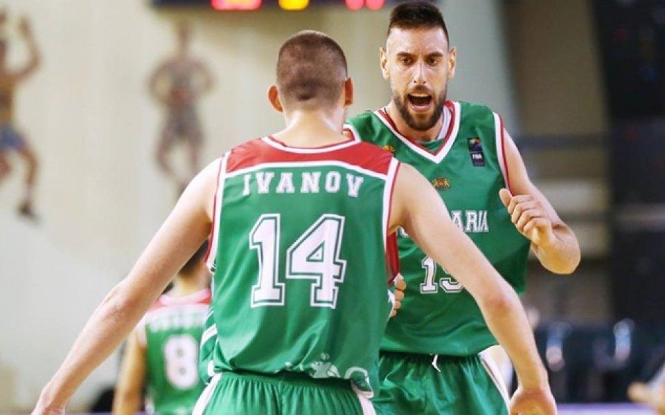 Младежите по баскетбол 18-и в Дивизия В на Европа