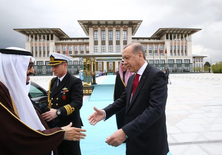 Ердоган палат