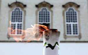 Медалистка от Рио запали Олимпийския огън в Благоевград