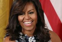 Мишел Обама рапира...