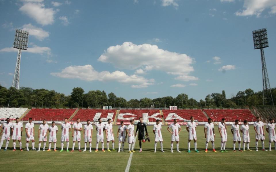 Контролата на ЦСКА е събитието на седмицата