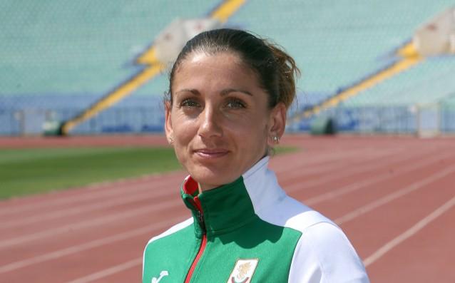 Силвия Дънекова източник: bgolympic.org