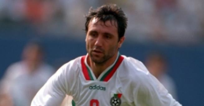 България Стоичков се разплака в ефир заради расисткия скандал Един