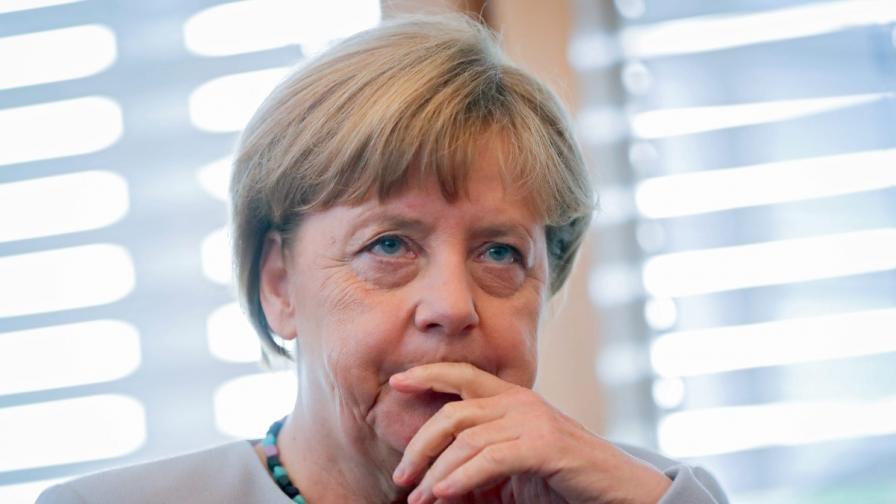 Изборът на Тръмп заплашва Меркел