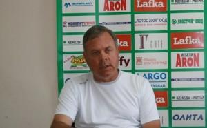 Стефан Генов: Пирин е готов за мача с Черно Море