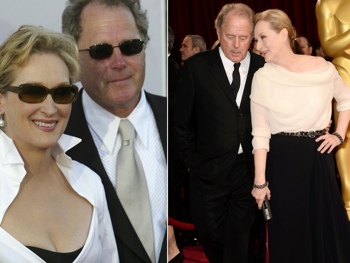Великолепната Мерил Стрийп и мъжът на живота ѝ - Дон Гъмър са женени от 38 години.