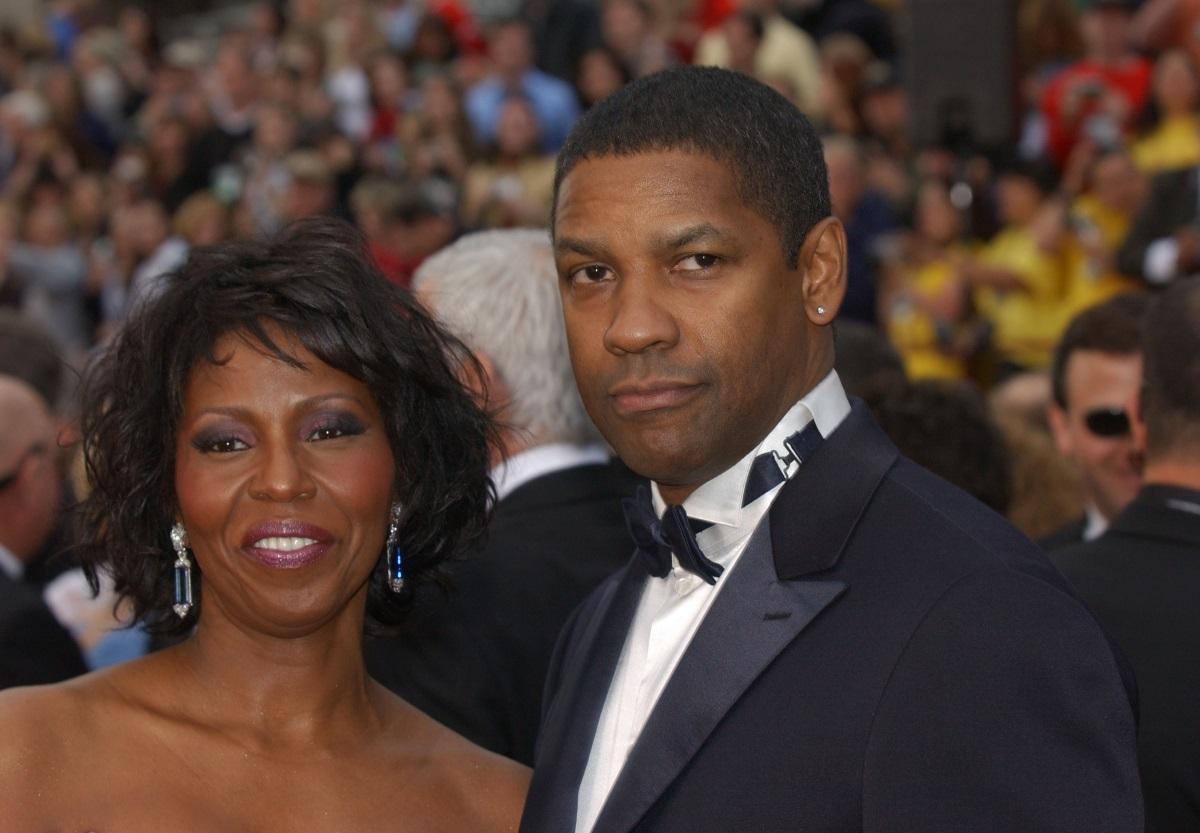 Дензъл и Паулета Уошингтън са семейство от 33 години.