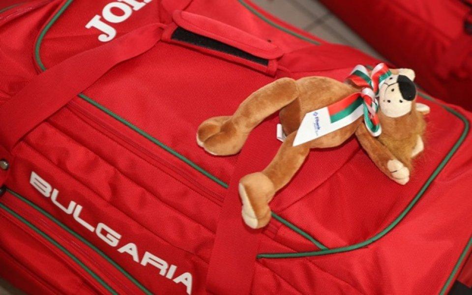Лъвчета изпратиха борците ни за Рио