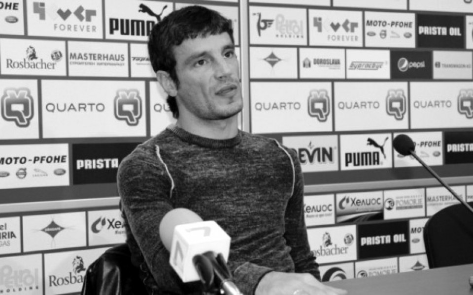 Траян Дянков почина внезапно на тренировка