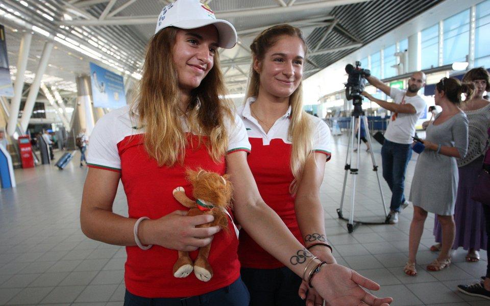 Сестри Стоеви стигнаха финал в Германия