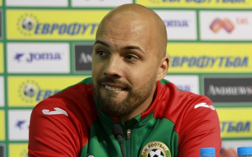 Ники Михайлов поднови тренировки