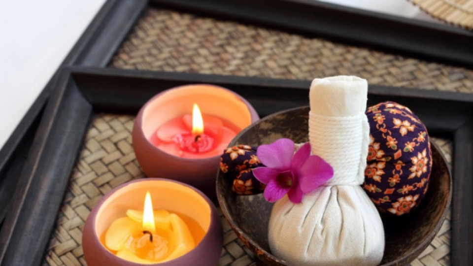 Ароматните свещи са опасни за здравето