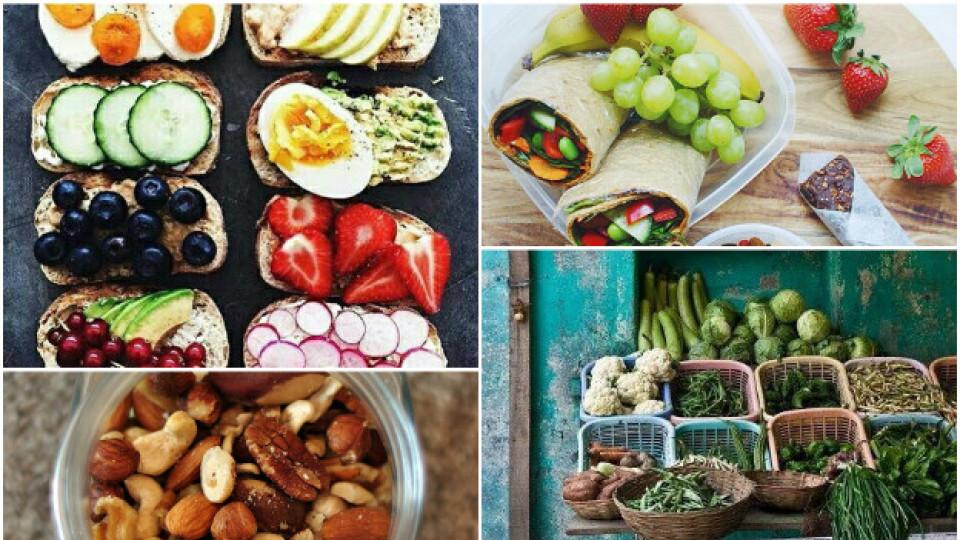Храните, които ударно топят мазнините по корема