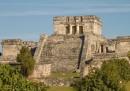 Откриха една от най-големите гробници на маите