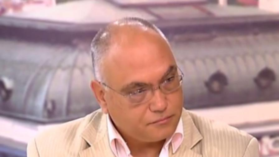 Бившият депутат Владимир Кузов влезе в ДПС