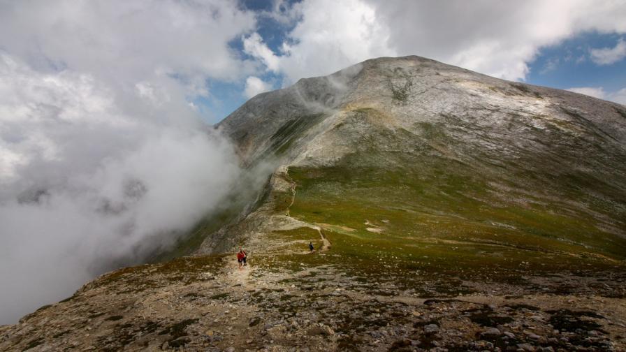 Турист загина при изкачване на връх Вихрен