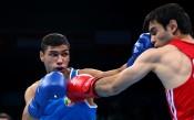 Даниел Асенов загуби от шампиона на Азия