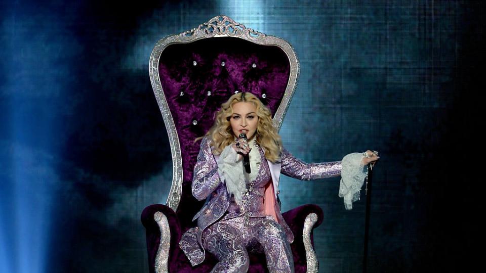 Честит рожден ден, Мадона! Edna фурия на 59
