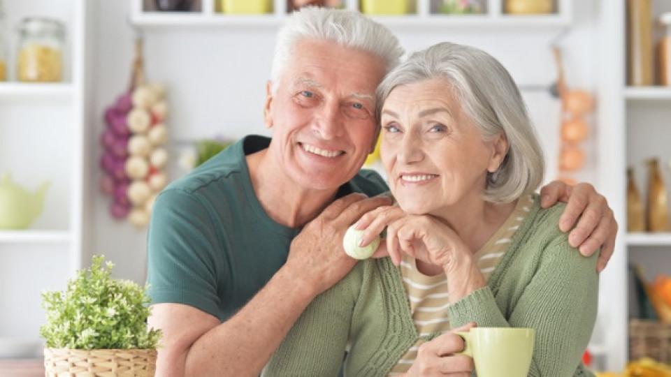 Честваме деня на баба и дядо!