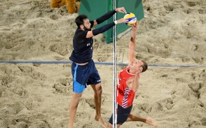 Италианци за първи път стигнаха до полуфиналите в плажния волейбол