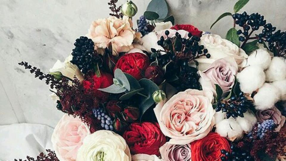 цветя галерия