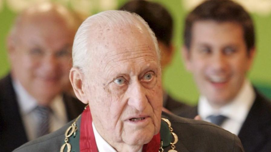 Жоао Хавеланж почина на 100-годишна възраст