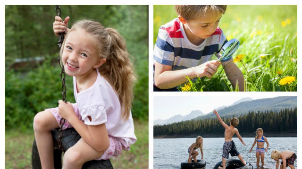 Съвети за безопасност през лятото: как да защитите децата си, докато играят през лятото