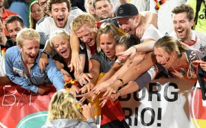 Германия със злато в плажния волейбол при дамите