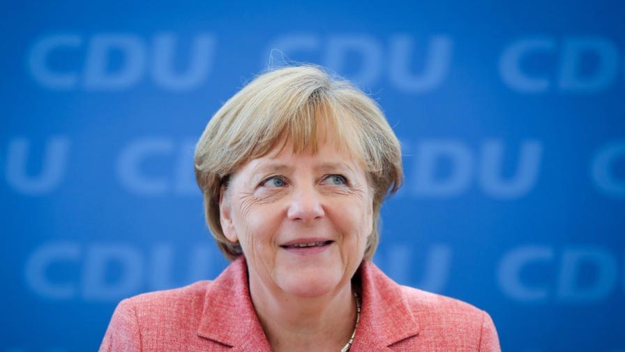 Ангела Меркел иска четвърти мандат