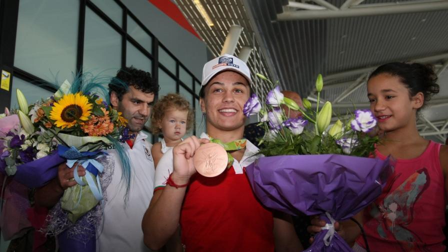 Мечтата на единствената ни засега олимпийска медалистка