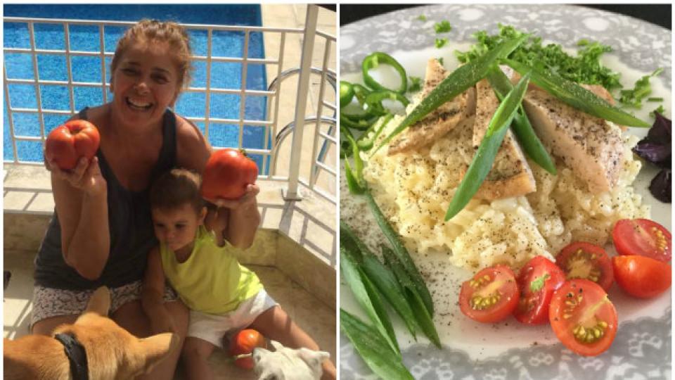 Рецептите на Катето Евро: ориз с месо по дядова рецепта