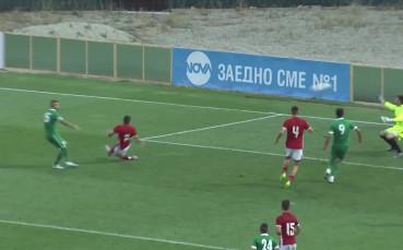 Димитър Благов за Пирин при 1:1 срещу ЦСКА