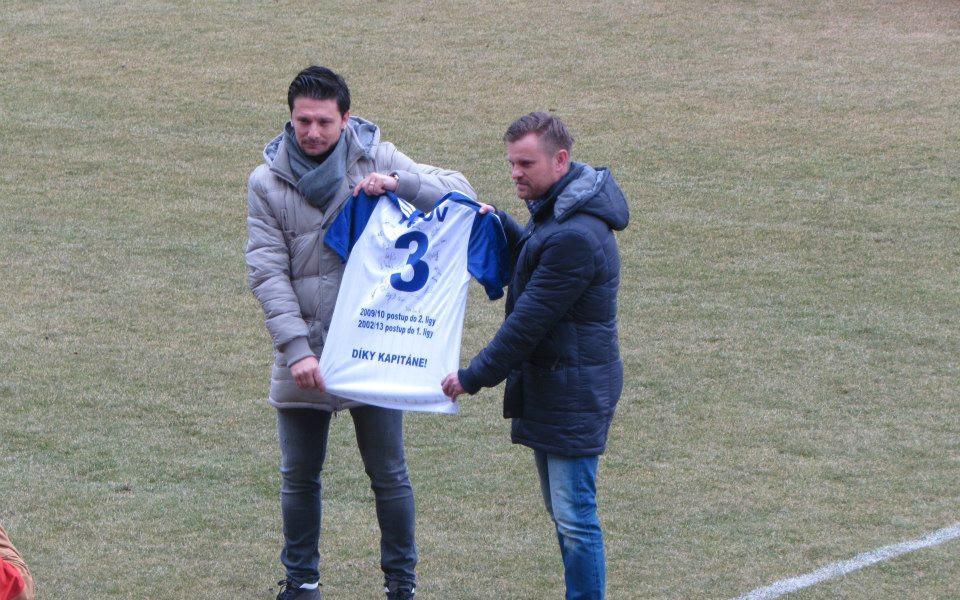 Български футболист в Чехия: Лудогорец бие с 2:0