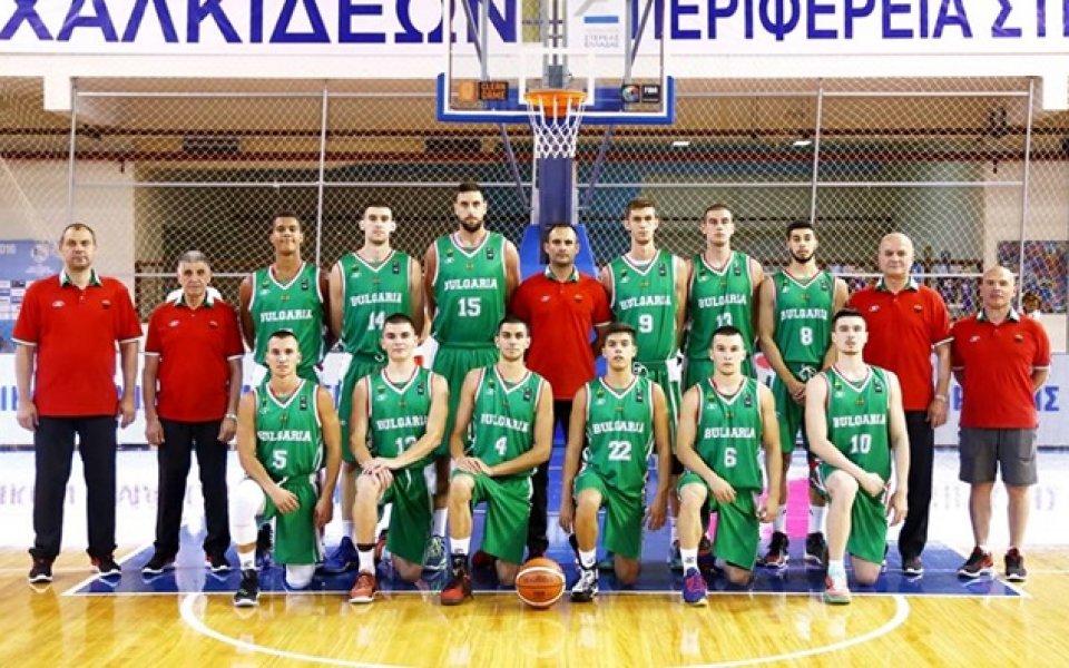 Български баскетболист ще играе във Великобритания