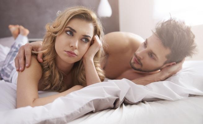Грешките в секса, които не трябва да допускате