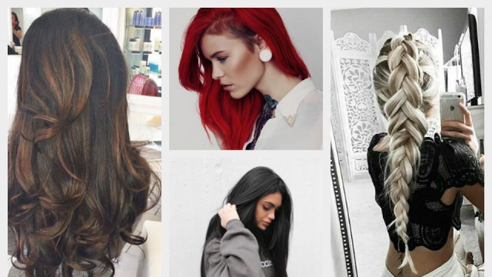 Кой е твоят парфюм според цвета на косата ти?
