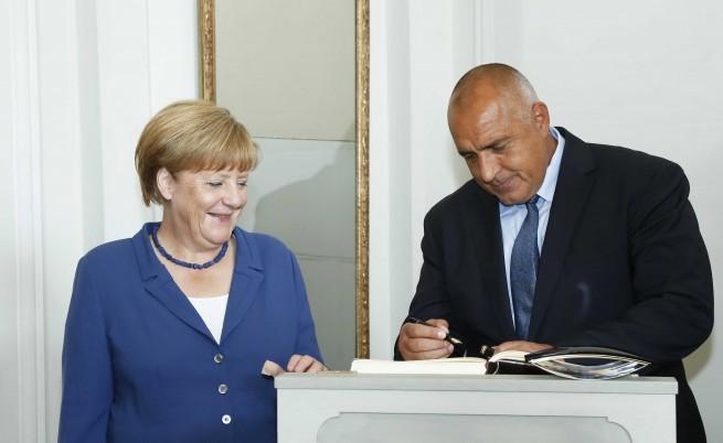 След срещата на Борисов с Меркел - ще говорят отново