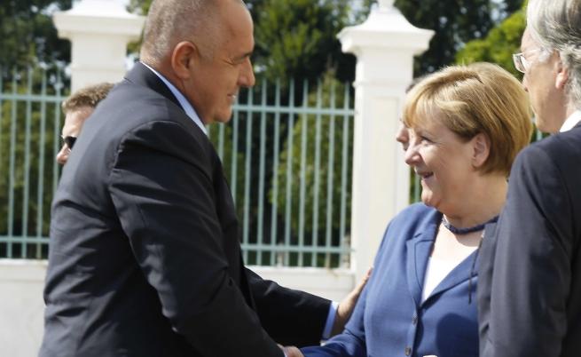 Бойко Борисов: Неволно се превърнах в медиатор между Турция и ЕС