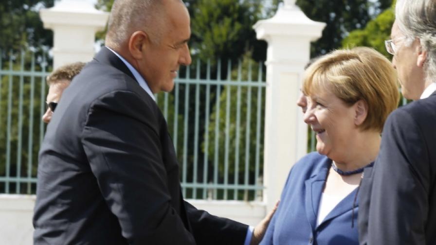 Борисов: Превърнах се в медиатор между Турция и ЕС