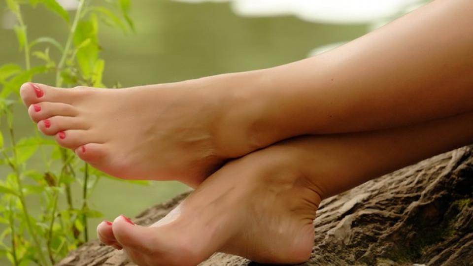 Ефективната природна рецепта срещу гъбички по ноктите на краката
