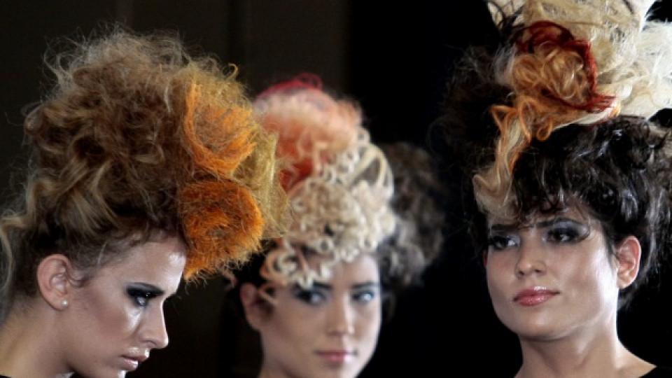 Част от показаните модели по време на фестивала