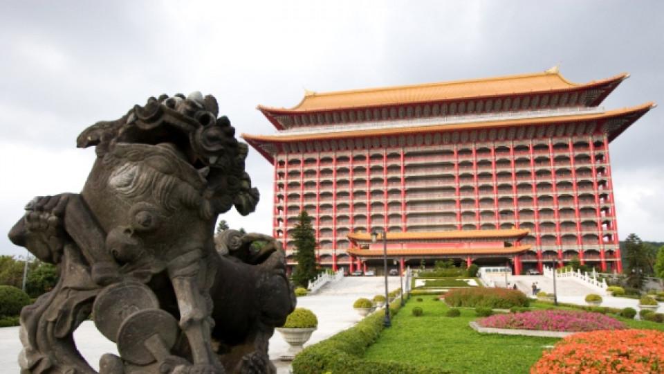 Най-добрите тематични хотели в Тайван
