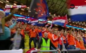 Снайдер върна Холандия в играта