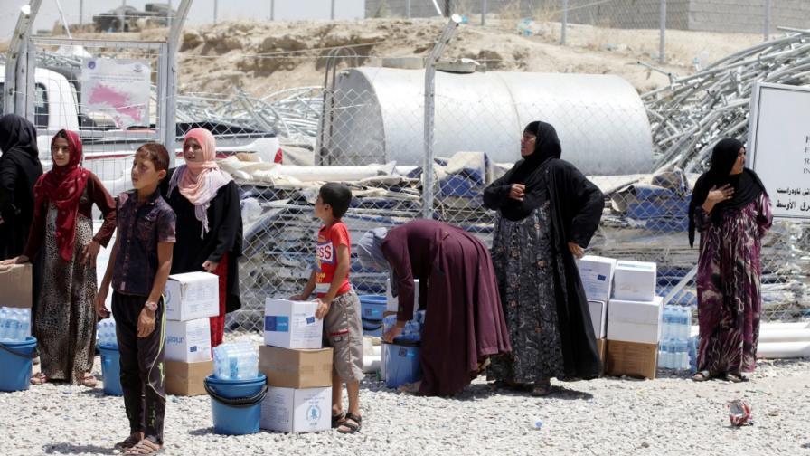 """""""Ислямска държава"""" забрани бурките"""