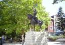 За първи път в България - пеещ паметник на генерал